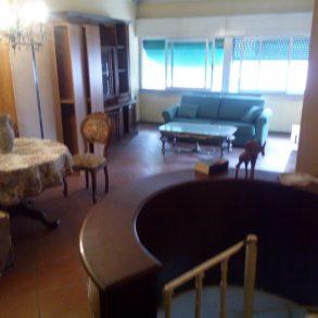 Grande appartamento con cantina e garage