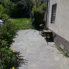 Colonica con capanna ed ampio giardino