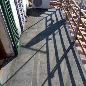 Appartamento con balcone in centro storico