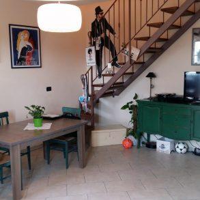 Appartamento su 2 livelli di nuova costruzione