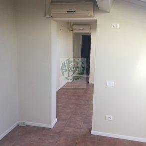 Appartamento mansardato a 200 mt dalle mura urbane