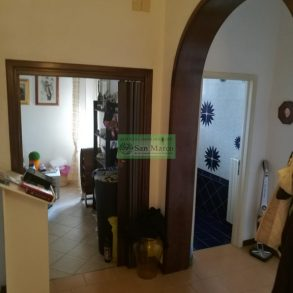 Appartamento al 2° piano in piccolo stabile quadrifamiliare