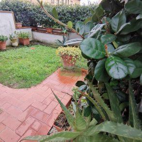 Ottimo appartamento con giardino privato